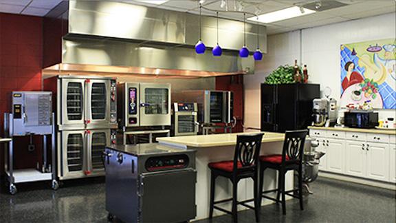 Demonstration Test Kitchen | LMS Associates